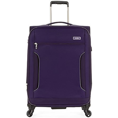 Antler Cyberlite 4Wheel Expanding Rollercase Suitcase