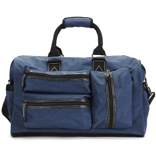 Antler Travel Duffle Urbanite Holdall, 48 Liters, Navy