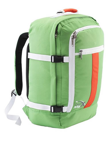 Ryanair Cabin Max Backpack 55x40x20cm Green