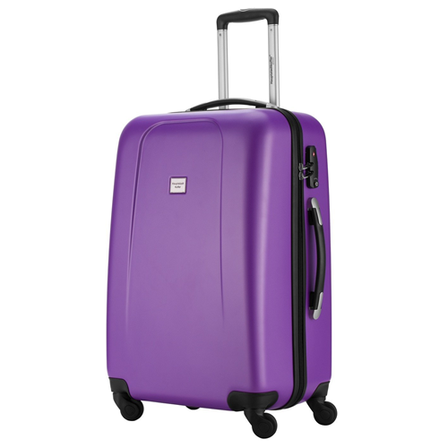 Hauptstadtkoffer Medium Hard Shell Purple