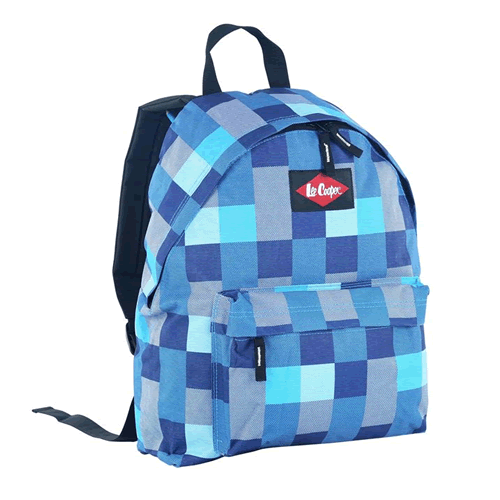 Ryanair 2nd Small Cabin Backpack Bag Blue Check