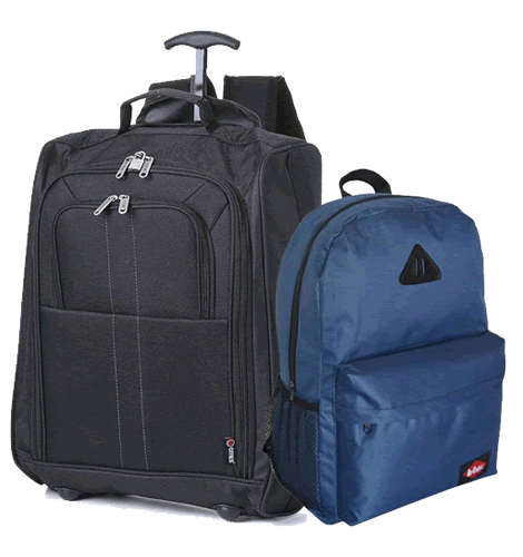 818ed899ba Cabin Bag and Carry On Hand Luggage for Ryanair from JetEasy Cabin Bags