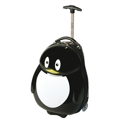 Flymax Penguin Small Polycarbonate Backpack