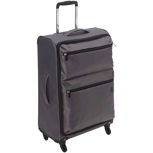 Revelation Weightless Suitcase 65x41x27cm 1.9kg 55l Charcoal Grey