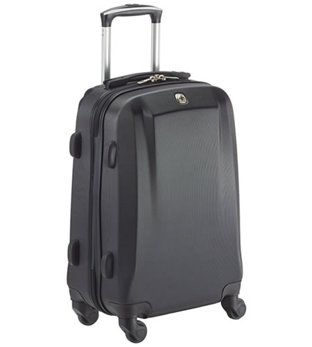 Wenger Swiss Gear Davos Upright Spinner Pilot Suitcase