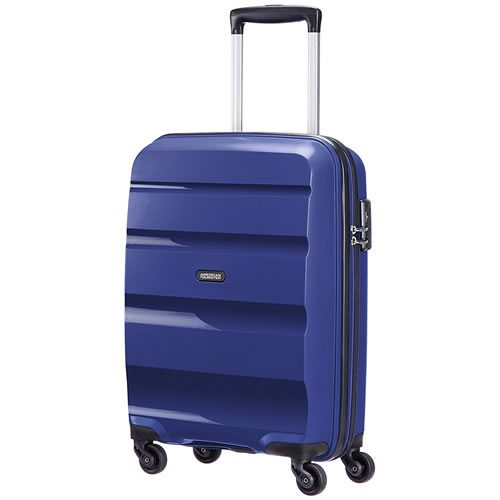 bon air american tourister spinner hand luggage